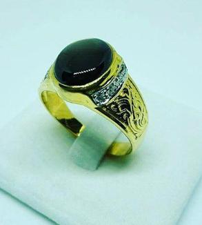 انگشتر کوکب سیاه