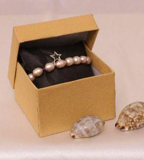 Pearl Bracelet Star Design-MainImage