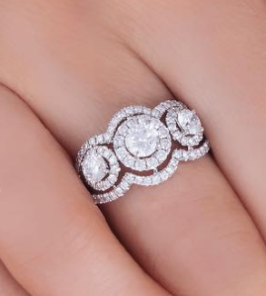 Brilliant Engagement Ring-MainImage