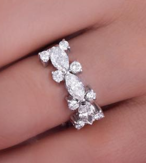 Brilliant Diamond Ring-MainImage