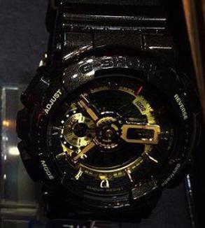 ساعت جی شاک مدل ga-110-Image2