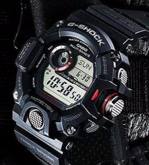 G-Shock Casio-MainImage