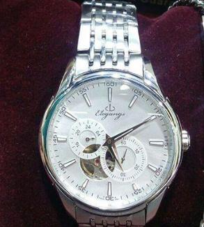 ساعت استیل الگانس اتوماتیک-Image2