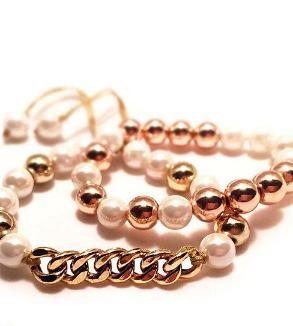 Karite Gold Bracelet-MainImage