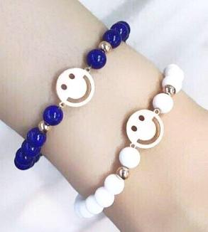 Happy face bracelet-MainImage