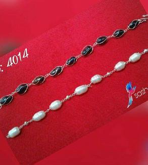 Persian Gulf White Pearl Bracelet-MainImage