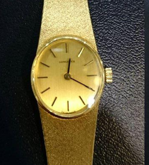 Longines Gold Watch-MainImage