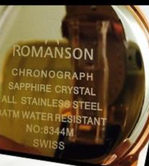 ساعت مچی رومانسون اصل سوئیسی-Image2
