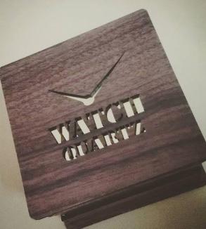 جعبه چوبی ساعت کوارتز-MainImage
