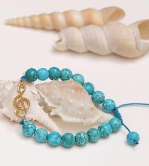 Melody Turquoise Bracelet-MainImage