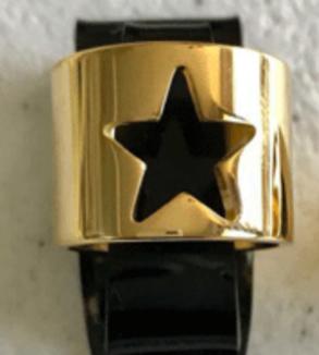 انگشتر طلا طرح ستاره-MainImage